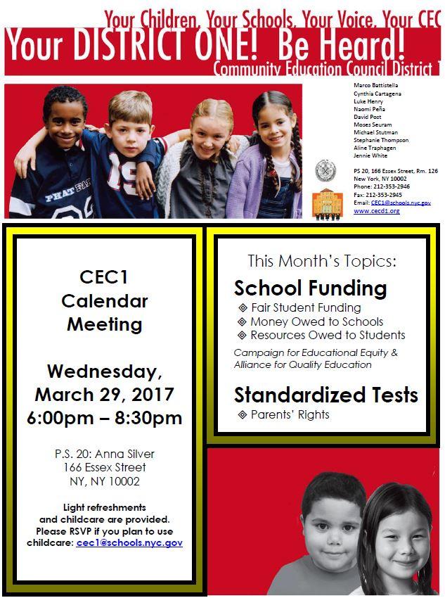 CEC1 jpg School Funding_Testing Flyer Cal. Meeting 3.29.17
